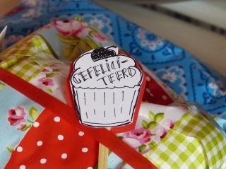 cupcake gefeliciteerd